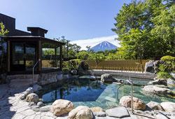 富士眺望の湯ゆらり お狩場