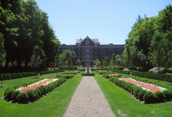 The British Garden/ 英国式庭園