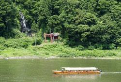 最上川船番所