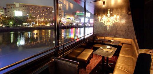 中洲・春吉 Riverside Bar&Dining Mitsubachi