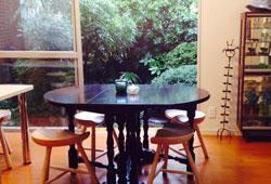 カフェ&ギャラリー柿の庭