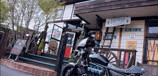 NOBHILL MOTOR CAFE